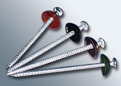 Nägel für Bitumenwellplatten